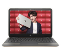 HP 惠普 Pavilion 14-al126TX 14英寸超极本(i5-7200U、8GB、256GB、GeForce 940MX、1080P)