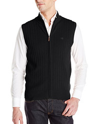 Dockers Cotton Sweater Vest 男士针织马甲