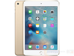 Apple 苹果 iPad mini 4 WLAN版 MK9Q2CH/A 128GB 金色