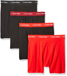 Calvin Klein Cotton Classics Boxer Brief 男士平角内裤