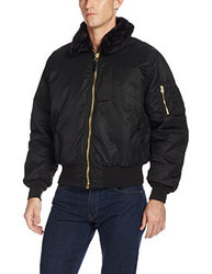 ALPHA INDUSTRIES B-15 Nylon Flight Jacket 飞行员夹克