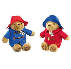 Paddington Bear 帕丁顿抱抱熊 30cm