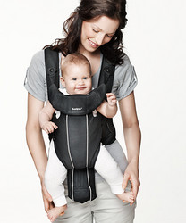 BABYBJORN Baby Carrier One 儿童背带 Cotton Mix