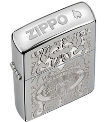 ZIPPO 芝宝 Crown Stamp with American Classic 打火机