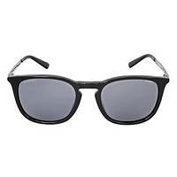 GUCCI 古驰 Asia Fit Grey Polarized 中性太阳镜