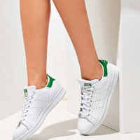 adidas 阿迪达斯 Originals Stan Smith Debossed Polka Dot 女士休闲鞋