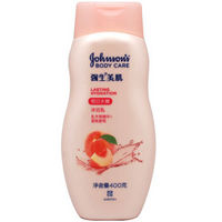 Johnson's body care 强生美肌 恒日水嫩 沐浴露 400g