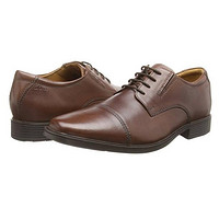 Clarks Tilden Cap Oxford  真皮男鞋