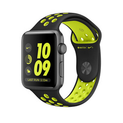 苹果 Apple  Watch Nike+ 智能手表(42mm表带)