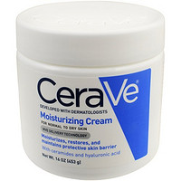 CeraVe Moisturizing Cream 保湿修复滋润霜 453g *3件