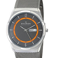 SKAGEN Titanium Watch 男士时装手表