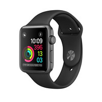 Apple 苹果 Watch Series 2 智能手表(42mm运动表带)