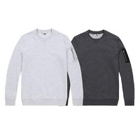 THE NORTH FACE 北面 WHITE LABEL NYM5MI03 男士休闲卫衣 两色可选
