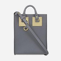 SOPHIE HULME Albion Nano Leather Tote 女士斜挎包