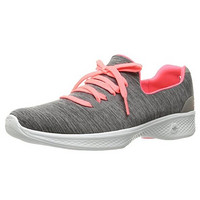 SKECHERS 斯凯奇 Go Walk 4 A.D.C. All Day  女士休闲鞋