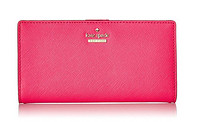 kate spade new york Cameron Street Stacy 女士长款钱包