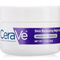 CeraVe Skin Renewing  Night Cream 青春夜间修护晚霜 48g