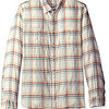 Dockers Safari Plaid Teased Twill 男士衬衫  $9.93(约¥115)